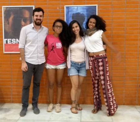 Foto dos administradores da página Banco de Tempo Florianópolis