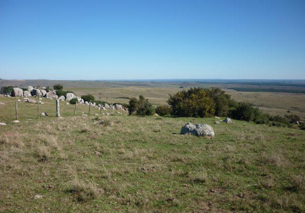 Pedras Altas no Pampa gaúcho