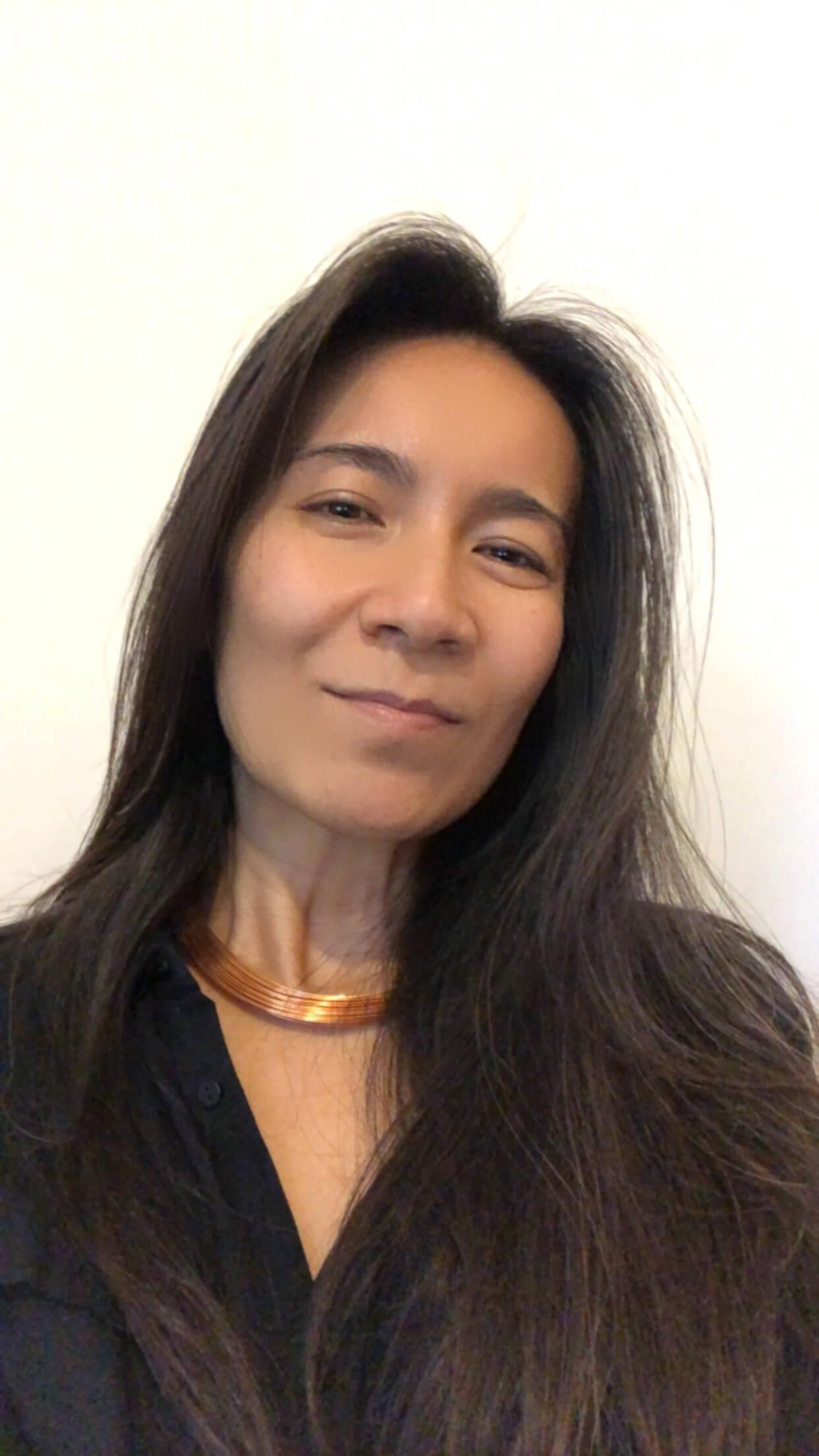 a diplomata Mayra Saito