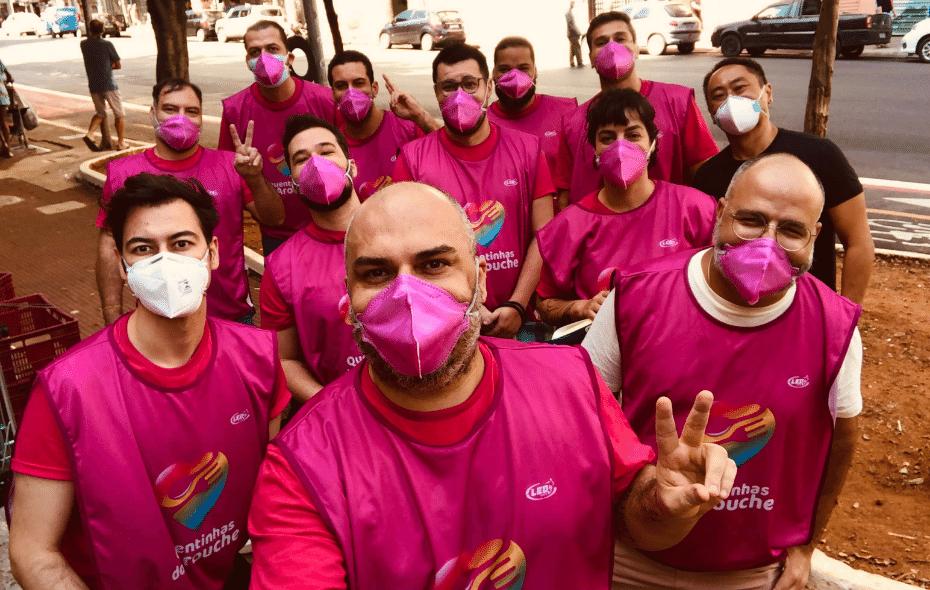 cozinhas solidárias para combater a fome na pandemia