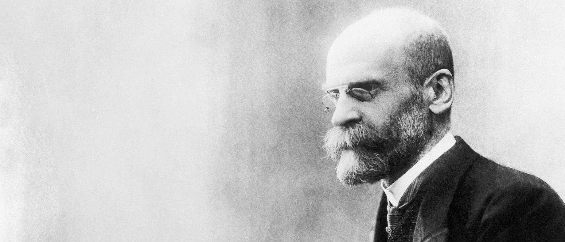 Émile Durkheim e a fundação da sociologia - Portal de Educação do Instituto  Claro