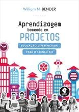 Capa do livro Aprendizagem baseada em projetos