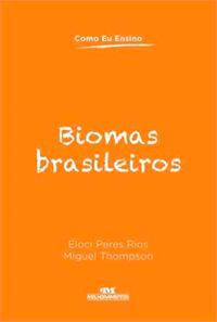 Capa do livro Biomas Brasileiros – Como ensinar