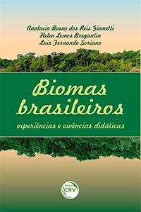 Capa do livro Biomas brasileiros: experiências e vivências didáticas
