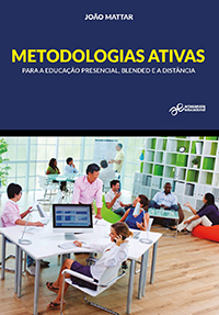Capa do livro Metodologias ativas para educação presencial, blended e a distância