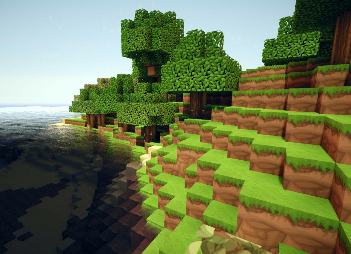 Imagem do jogo Minecraft