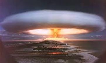 Bomba H – Mil vezes mais potente que a Bomba nuclear (de Urânio)