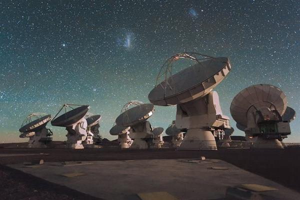 Observatório ALMA no Chile