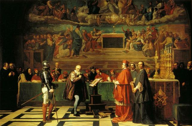 Galileu perante a Inquisição