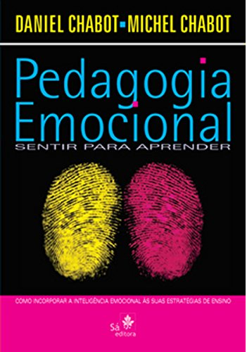 livro pedagogia emocional inteligência emocional