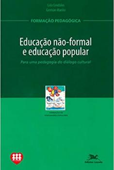 Educação não-formal e educação popular livro